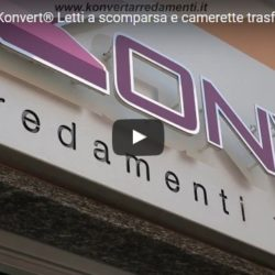 presentazione konvert® letti a scomparsa e camerette trasformabili ... - Mobili Trasformabili Video