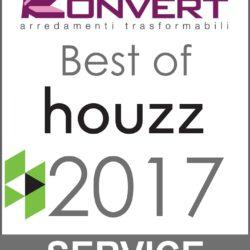 Best of Houzz 2017 Konvert Arredamenti Trasformabili