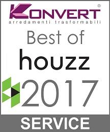 best of houzz 2017 badge icona
