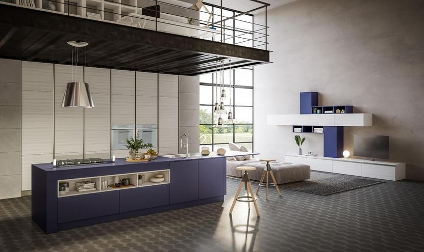 Le cucine su progettazione sono da konvert arredamenti for Arredamenti trasformabili