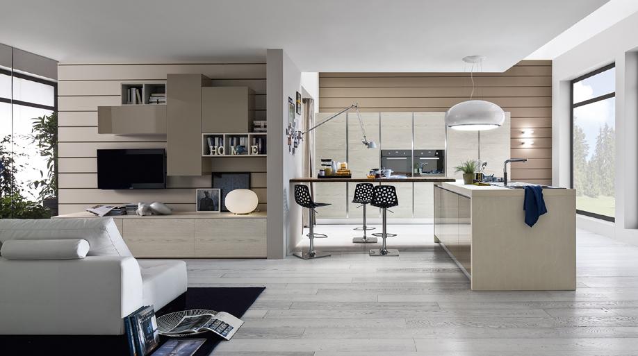 Cucine a Torino. Progettazione gratuita con 3D. Miglior rapporto qualità prezzo